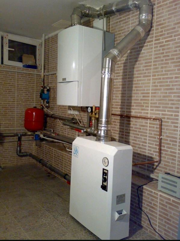 Ремонт и установка обслуживание газовых и твердотопливных котлов