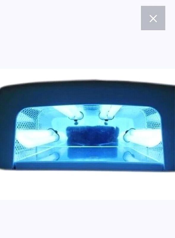 УФ лампа для сушки гель лака,36 Вт - Фото 2