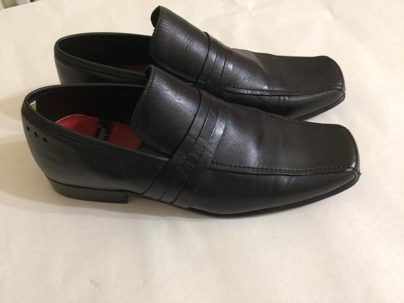 Туфли с натуральной кожи red tape р.41-41,5