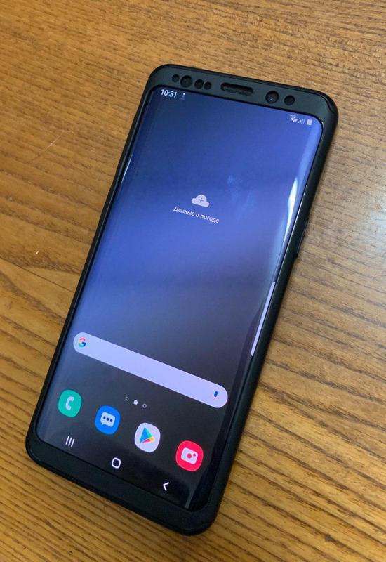 Мобильный телефон Samsung Galaxy S9 64GB