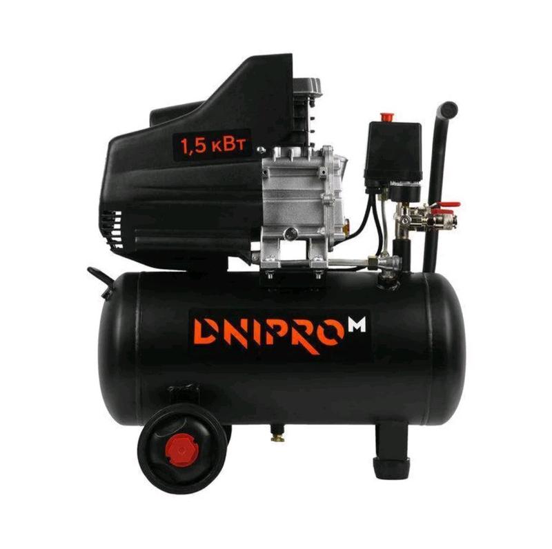 Компрессор DNIPRO-M AC-24 1,5 кВт.
