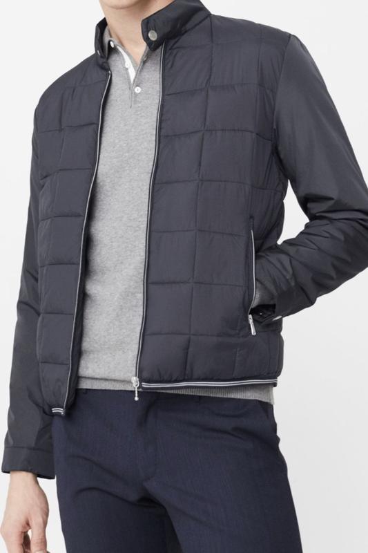 Куртка демисезонная mango. размер с.  новая.