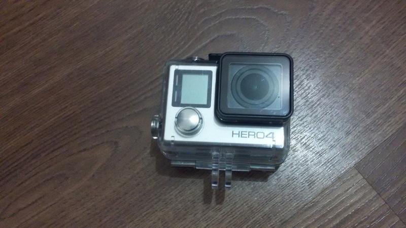 Action камера GoPro HERO4