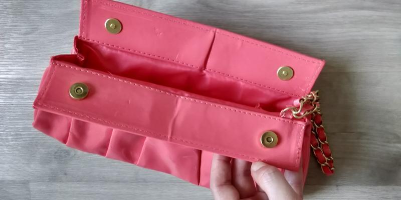 !продам женский яркий красивый лаковый клатч сумку - Фото 4