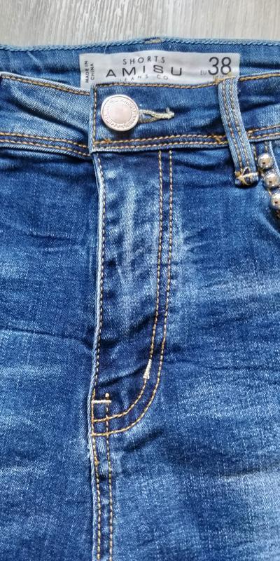 !продам новые женские летние джинсовые короткие шорты - Фото 2