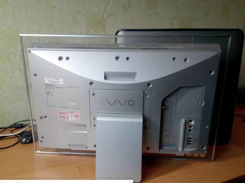 "Моноблок Sony 19"" 2 х 2,0 Ггц, 2 Гб, 250 Гб, ТВ тюнер, вэбкам. - Фото 7"