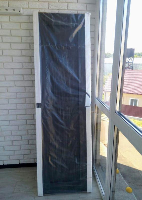 Продам новые межкомнатные двери (два полотна)