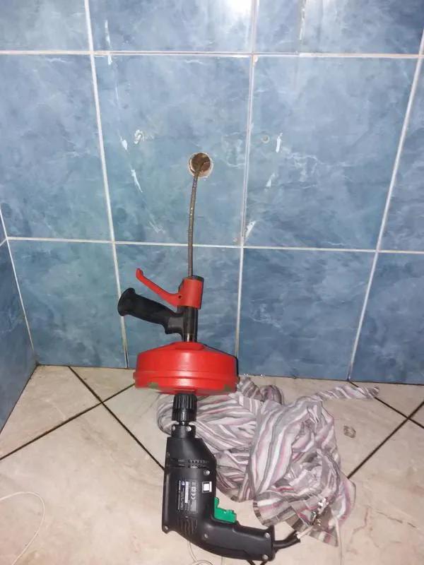 Профессиональная прочистка канализации.