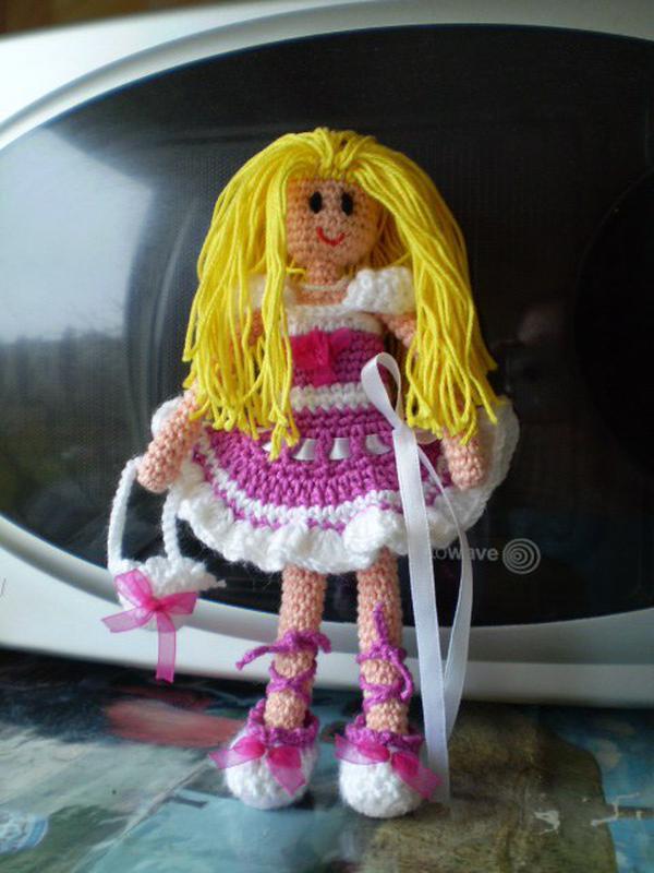 Эксклюзивные вязаные игрушки - Фото 2