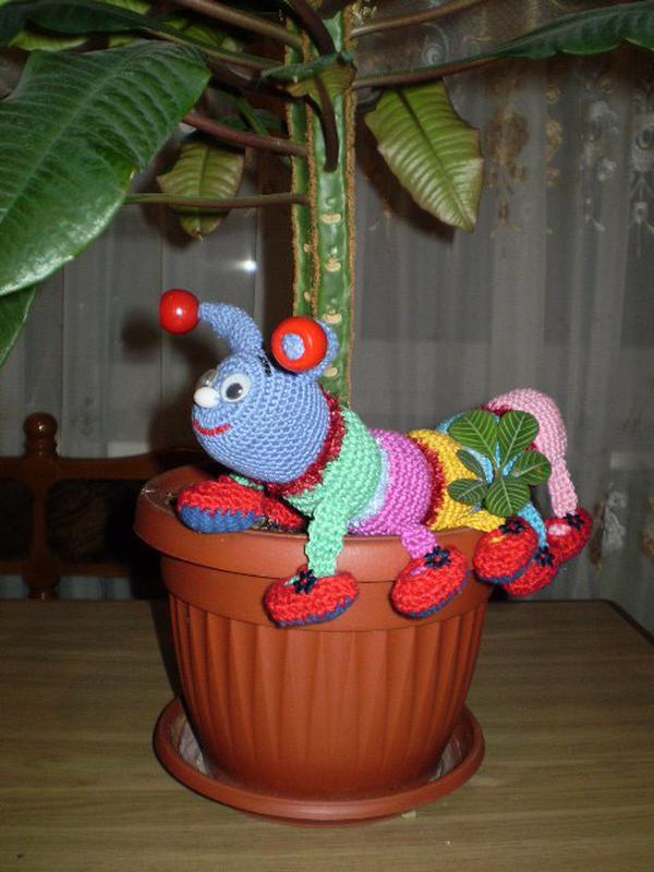 Эксклюзивные вязаные игрушки - Фото 4