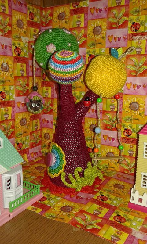 Эксклюзивные вязаные игрушки - Фото 5