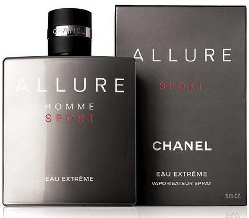 Туалетная вода для мужчин Allure Homme Sport Extreme - Фото 7