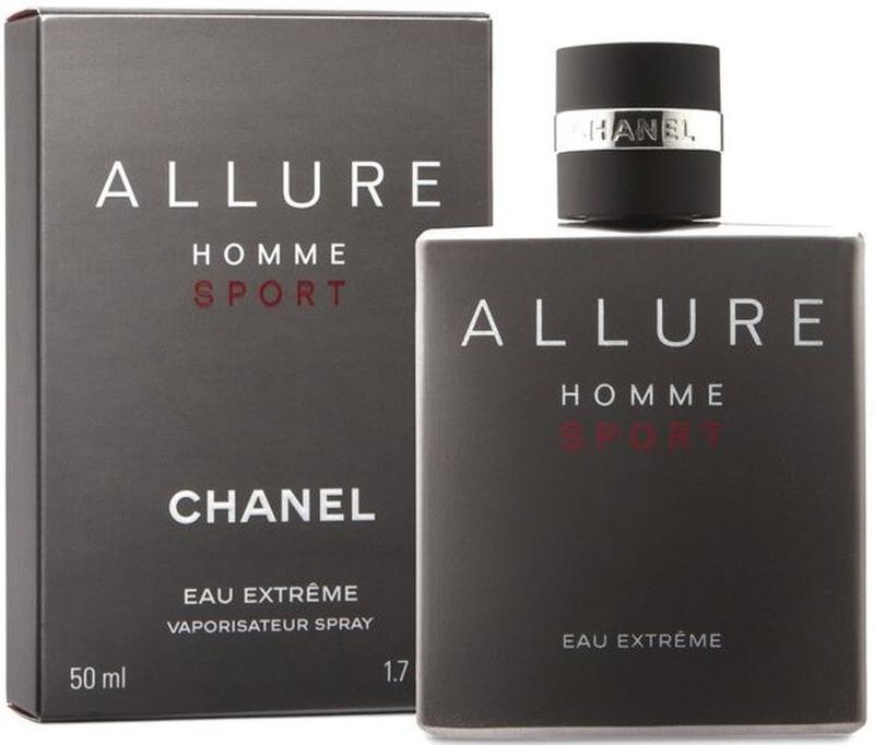 Туалетная вода для мужчин Allure Homme Sport Extreme - Фото 10