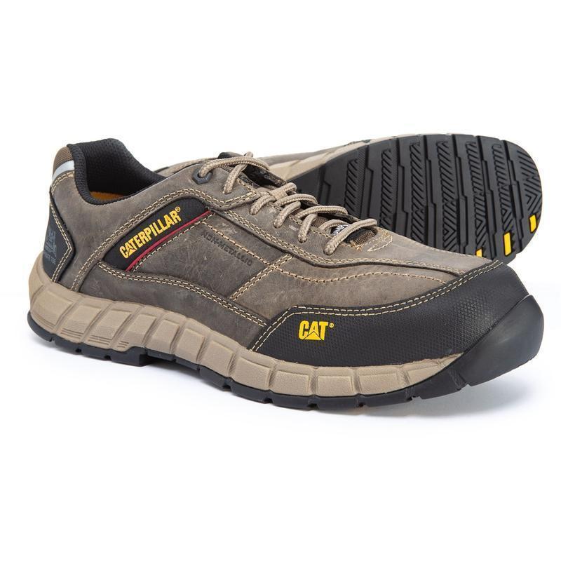 Ботинки  кроссовки  caterpillar streamline мужские кожаные ори...