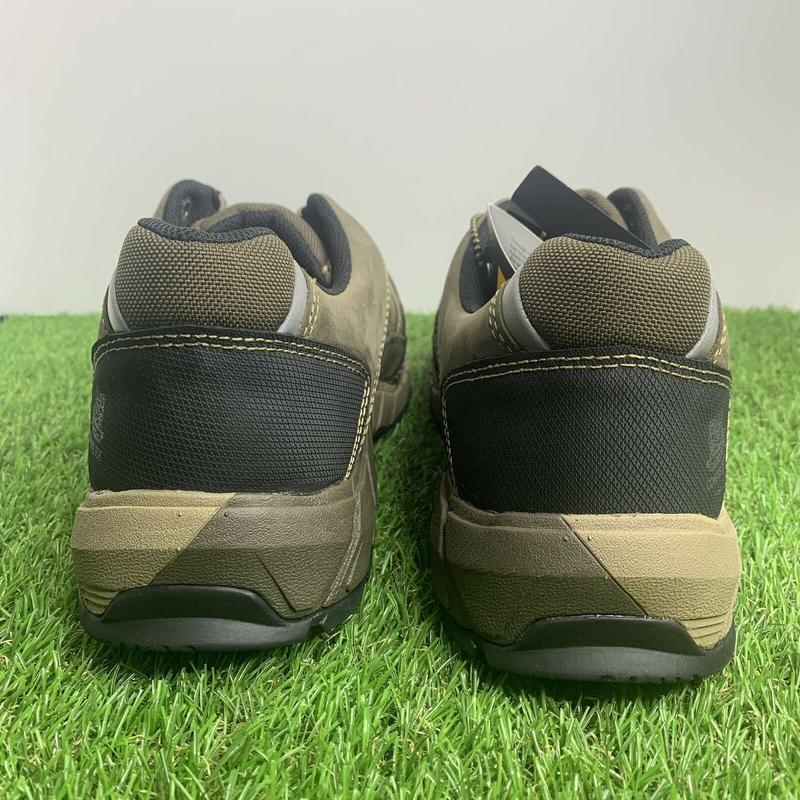 Ботинки  кроссовки  caterpillar streamline мужские кожаные ори... - Фото 4
