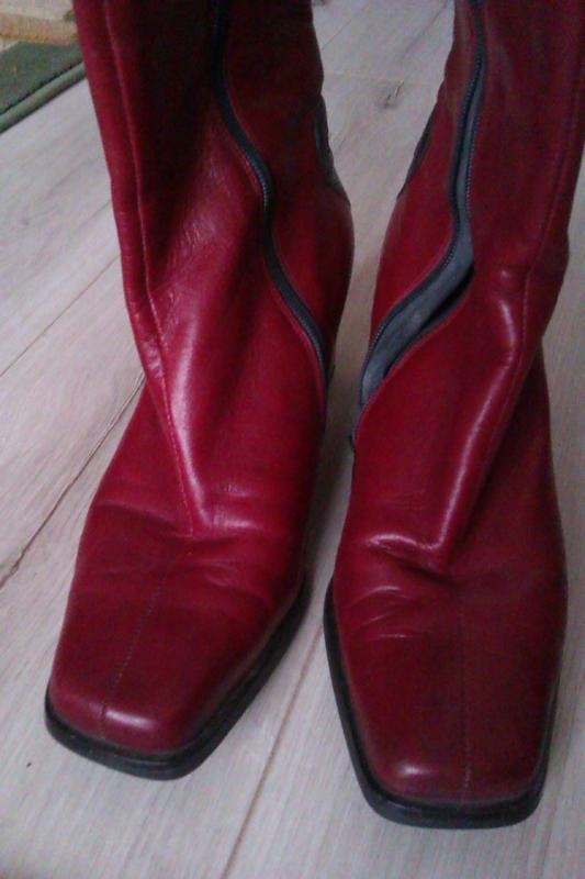 Ботинки ботінки кожа обмен обмін