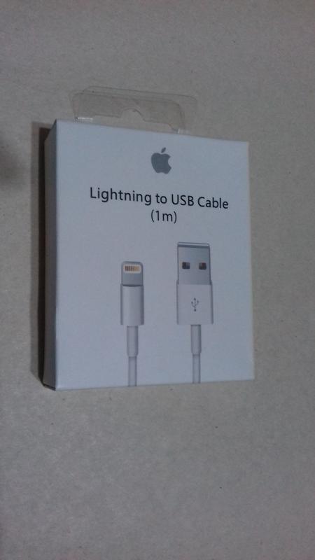 Зарядное устройство lightning to usb cable