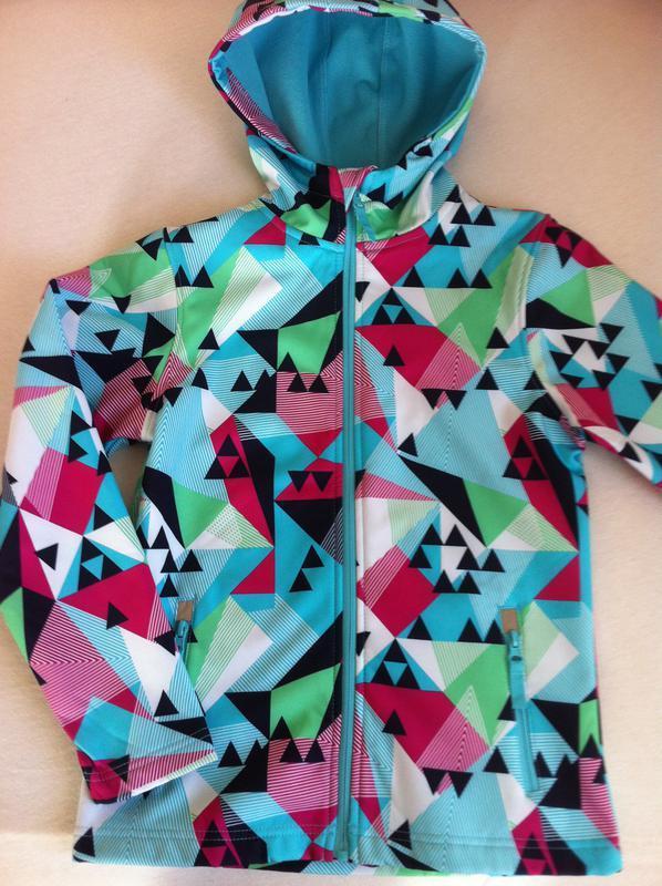 Новые демисезонные куртки - ветровки softshell yigga topolino ...