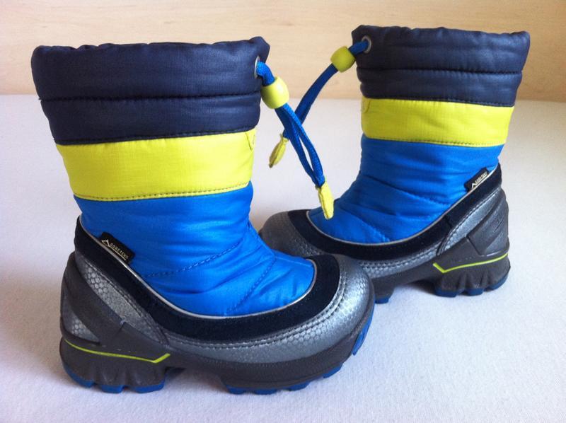 Зимние ❄️ сапоги , ботинки ecco с мембраной gore-tex ❄️размер ... - Фото 2