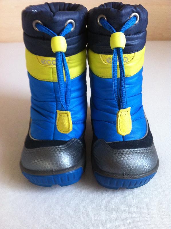 Зимние ❄️ сапоги , ботинки ecco с мембраной gore-tex ❄️размер ... - Фото 4