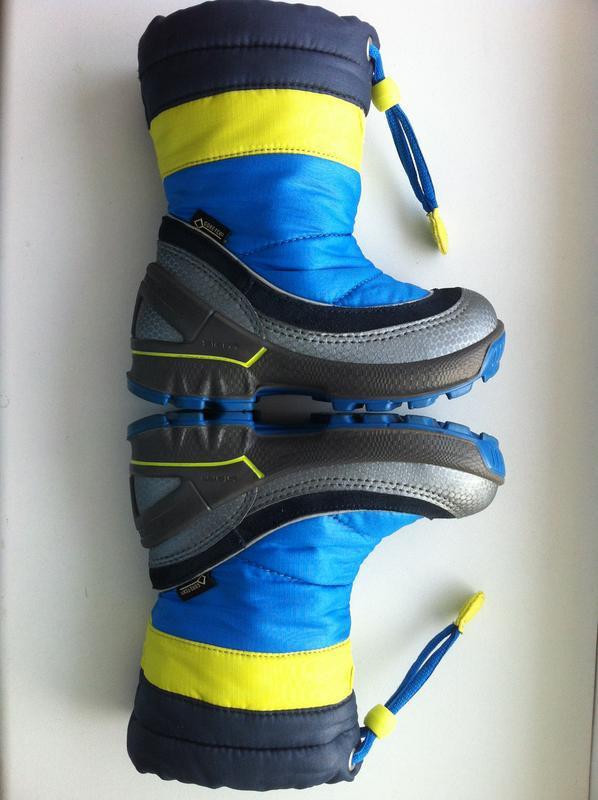 Зимние ❄️ сапоги , ботинки ecco с мембраной gore-tex ❄️размер ... - Фото 7