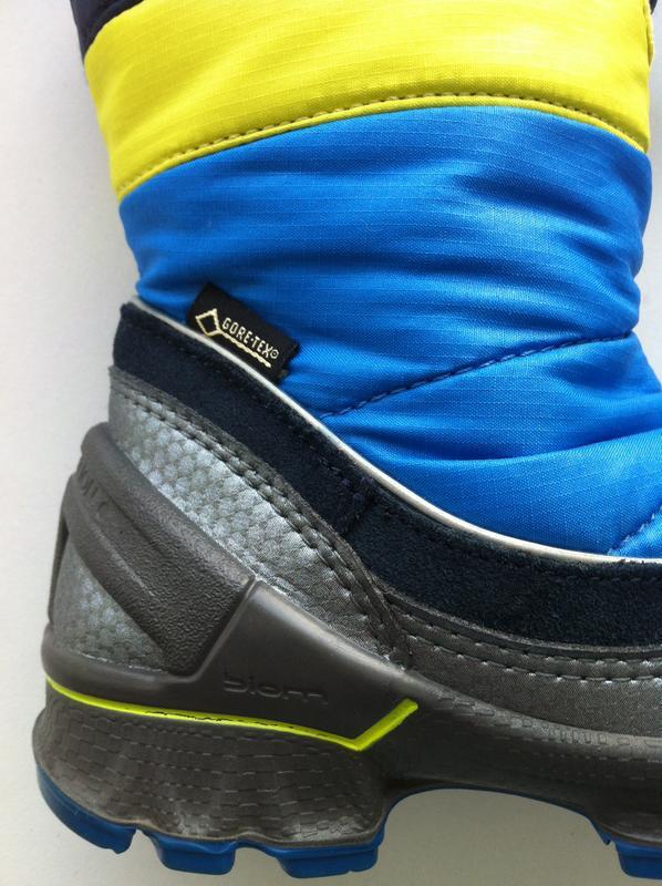 Зимние ❄️ сапоги , ботинки ecco с мембраной gore-tex ❄️размер ... - Фото 8