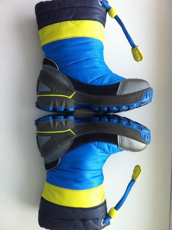 Зимние ❄️ сапоги , ботинки ecco с мембраной gore-tex ❄️размер ... - Фото 9