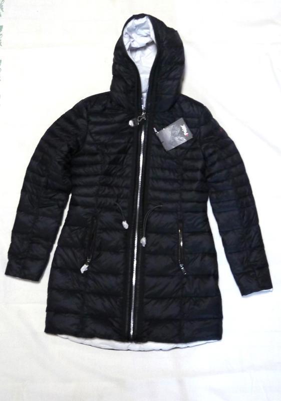 Женская куртка пуховик pajar zinnia парка пальто оригинал пролет - Фото 6