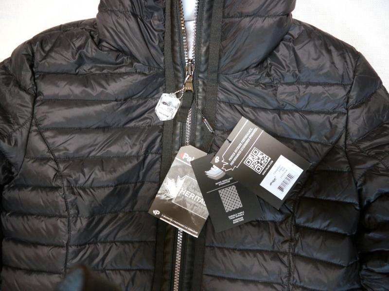 Женская куртка пуховик pajar zinnia парка пальто оригинал пролет - Фото 8