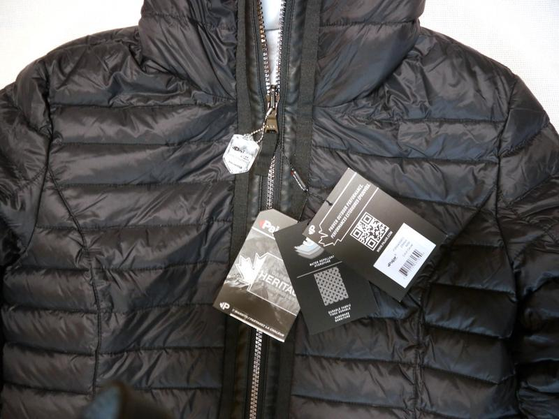 Женская куртка пуховик pajar zinnia парка пальто оригинал пролет - Фото 9