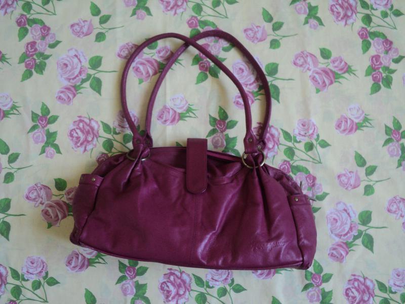 Вместительная сумка на весну, яркая сумка на каждый день, боль...