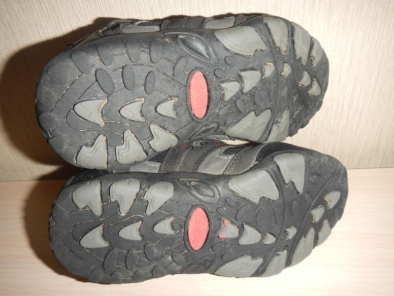 Кроссовки ботинки peter storm р.31(19см) трекинговые - Фото 7
