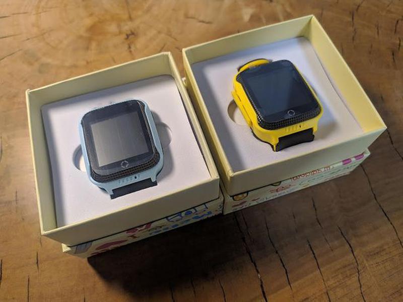 Детские Умные Смарт Часы Q528 с GPS Smart Baby Watch