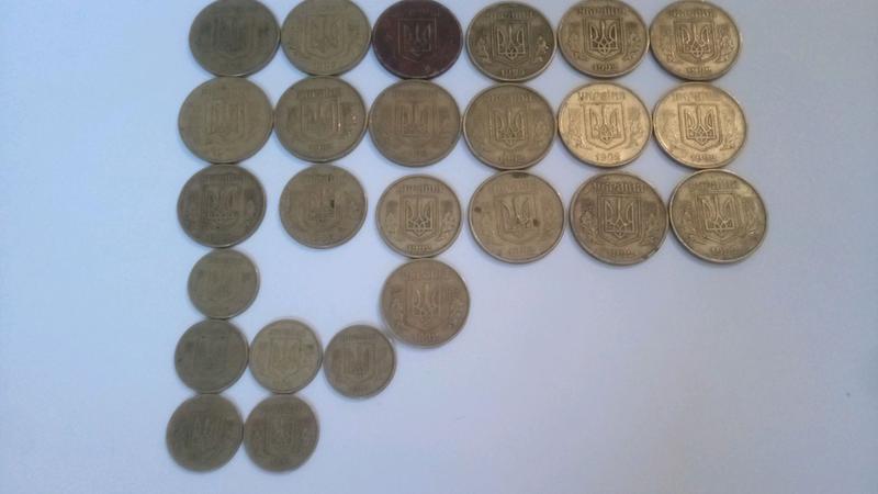 Редкие монеты Украины в коллекцию