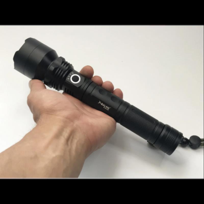 Тактический фонарик Police BL QP510 -P50 Фонарь