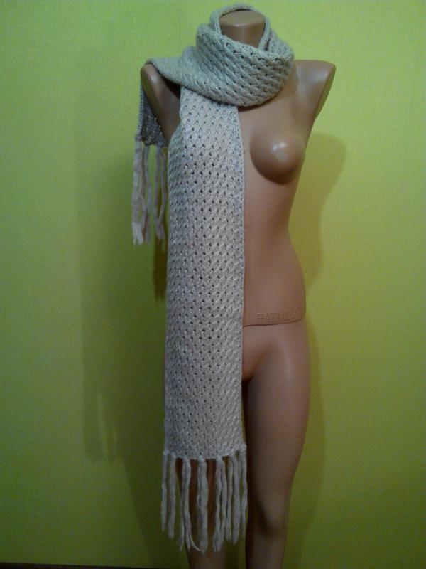 Длинный шарф redherring