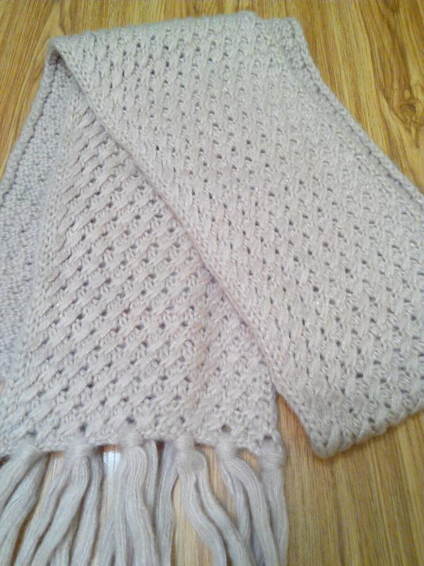 Длинный шарф redherring - Фото 3