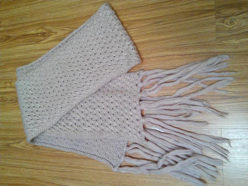 Длинный шарф redherring - Фото 4