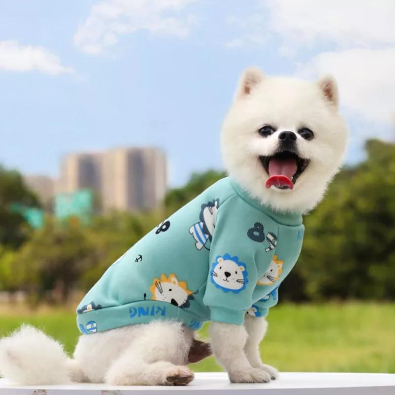 Красивая теплая кофточка на флисе для собак котов s р. новая!