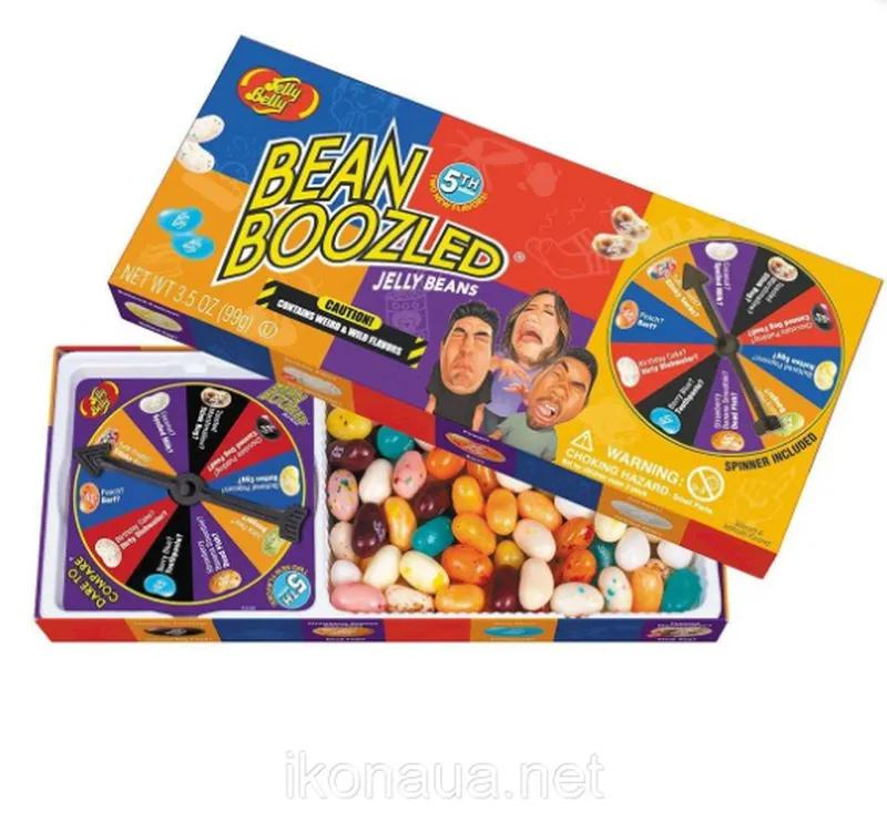 Игра рулетка конфеты Гарри Поттера JELLY BELLY Bean Boozled