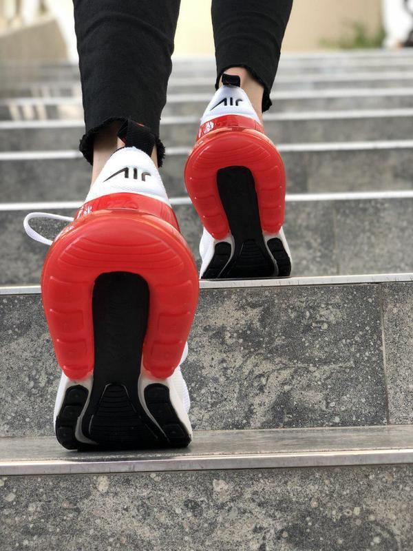 Шикарные женские кроссовки nike air max 720 😍 (весна/ лето/ ос... - Фото 5