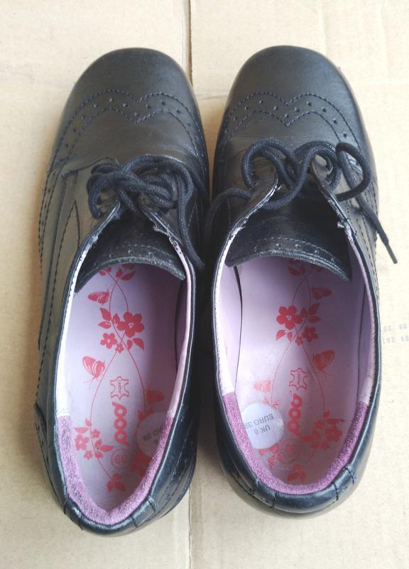 Новые полностью кожаные ортопедические туфли ботиночки pod - Фото 4