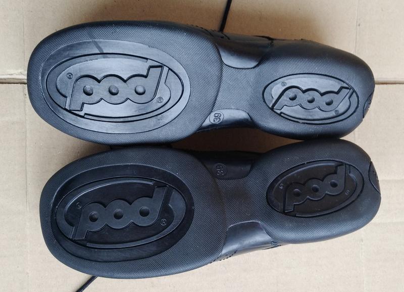 Новые полностью кожаные ортопедические туфли ботиночки pod - Фото 5