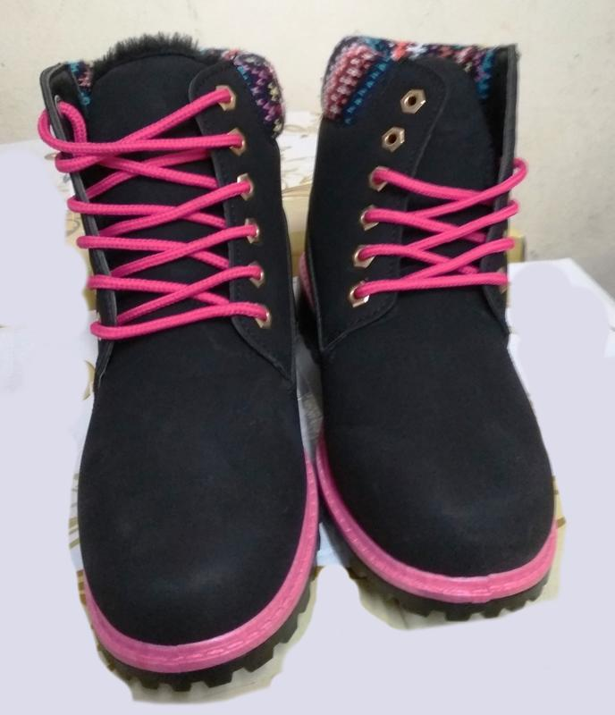 Яркие ботинки - Фото 2