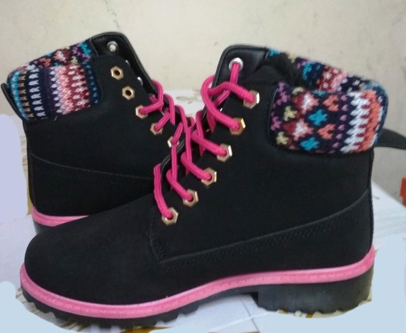 Яркие ботинки - Фото 3
