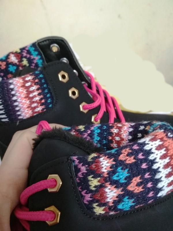 Яркие ботинки - Фото 4
