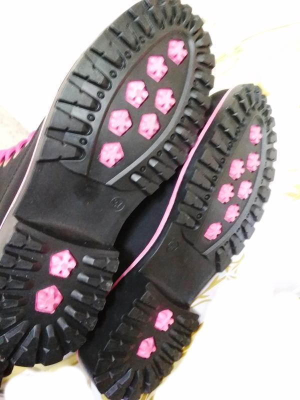 Яркие ботинки - Фото 5
