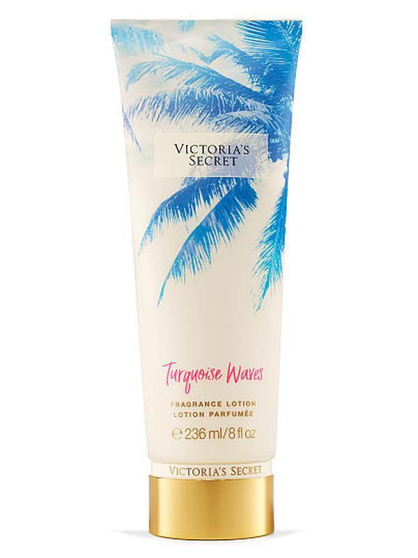 Лосьон для тела victoria's secret turquoise waves - Фото 2