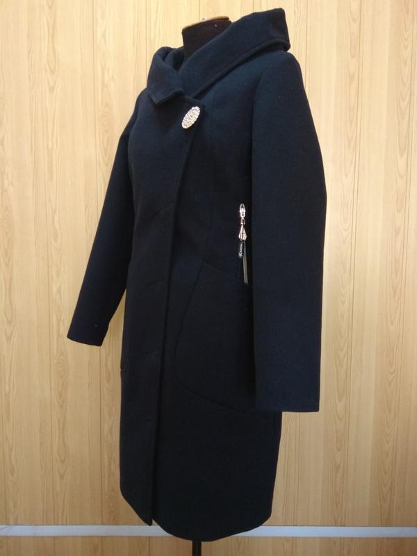 Демисезонное пальто кашемир. - Фото 4