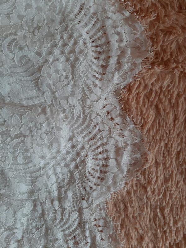 Шикарное женское кружевное платье, белое платье - Фото 3
